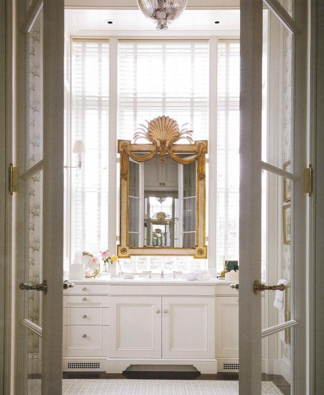 Charbonneau Apartments: Details: Floating Mirror
