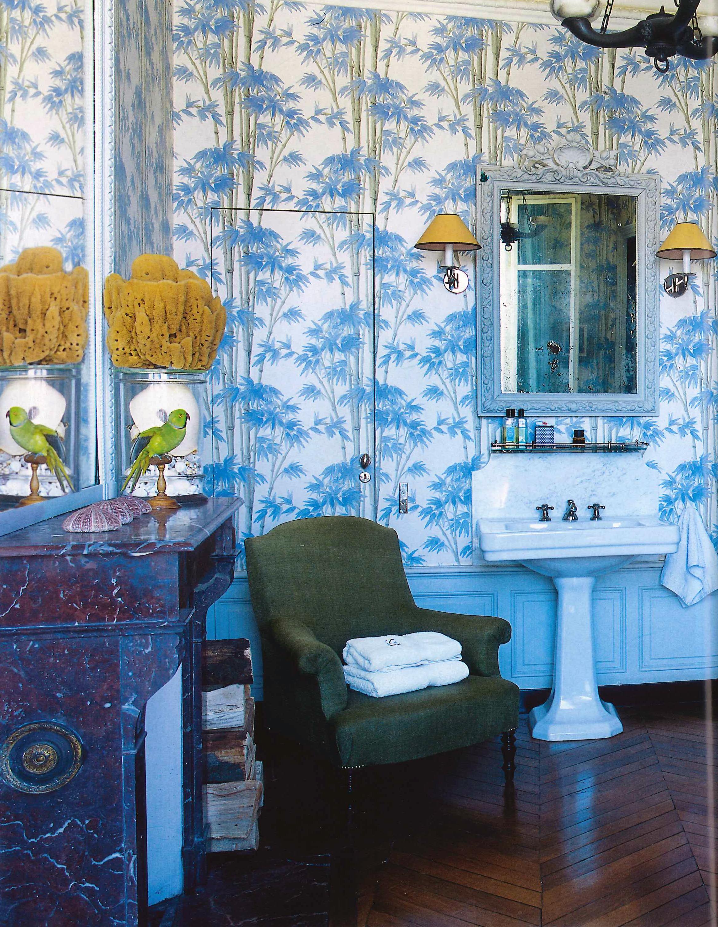 As Seen In World Of Interiors September Slideshow