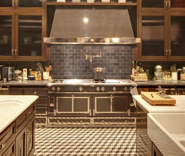 Designer Steven Gambrel S 8 Favorite Kitchen Designs: The Perfect Bath