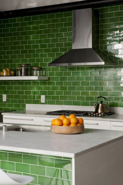 tiled kitchens the perfect bath