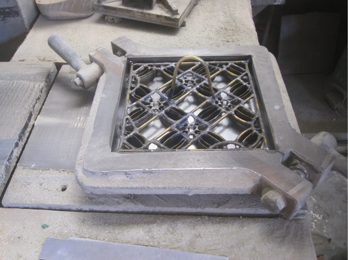 cement tile | The Perfect Bath