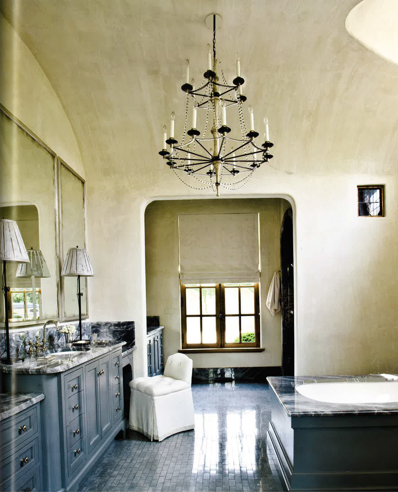 Barbara westbrook gracious rooms the perfect bath
