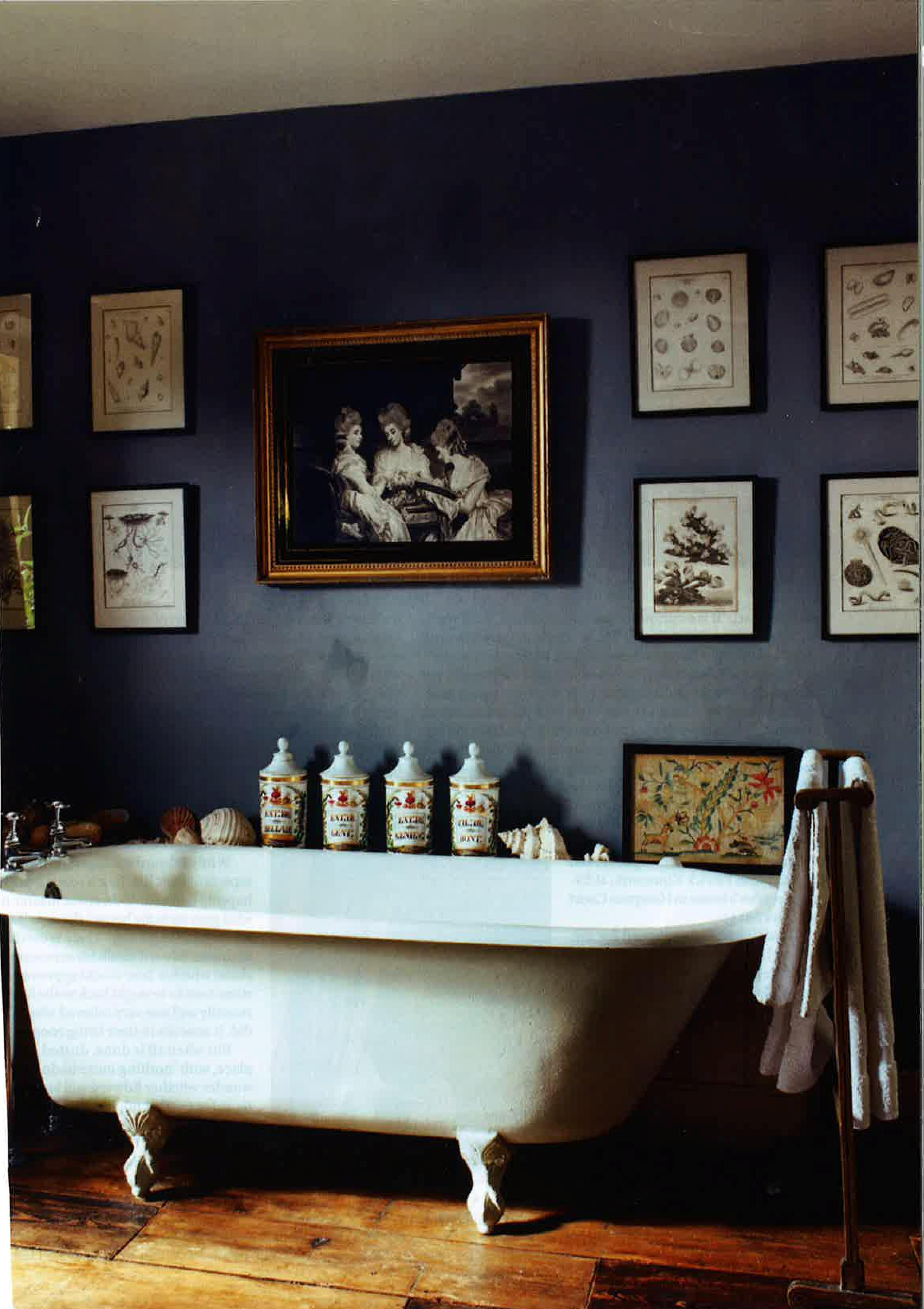 The Classically Familiar Clawfoot Tub | The Perfect Bath