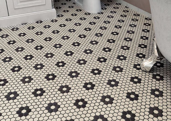Penny Tile Makes A Comeback The
