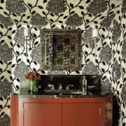 We Re Having A Wallpaper Moment The Perfect Bath