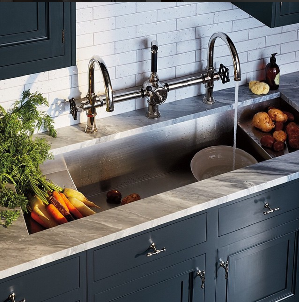 The Perfect Kitchen Faucet | The Perfect Bath