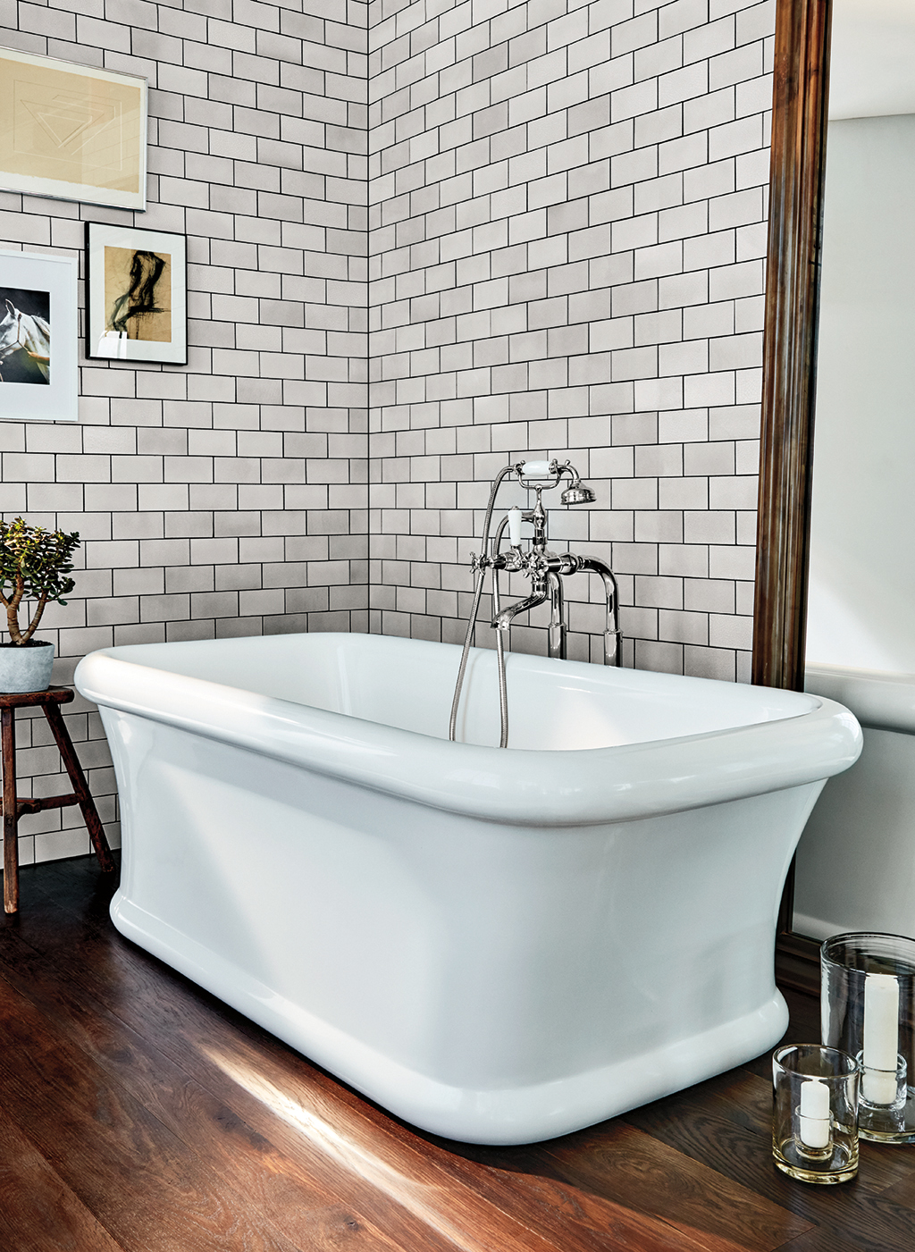 Meet Nilo, the New Iconic Bathtub | The Perfect Bath