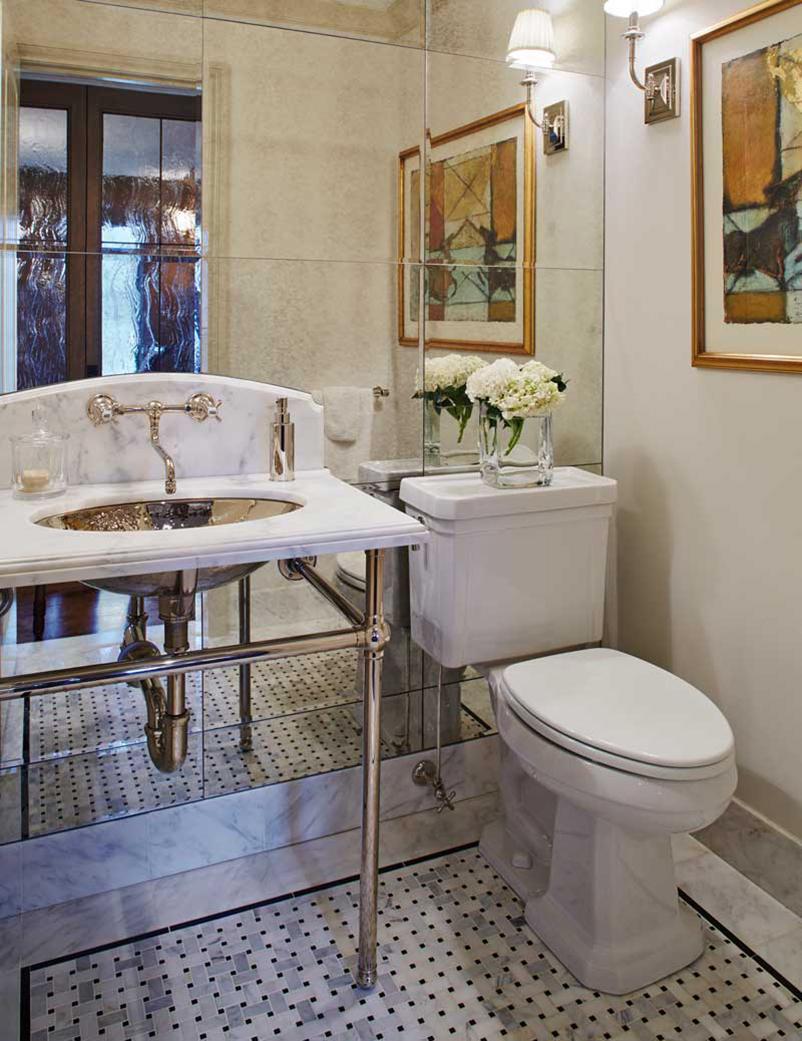 Tile The Perfect Bath